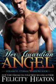Her Guardian Angel - Paranormal Angel Romance Book