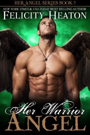 Her Warrior Angel - Paranormal Angel Romance E-book