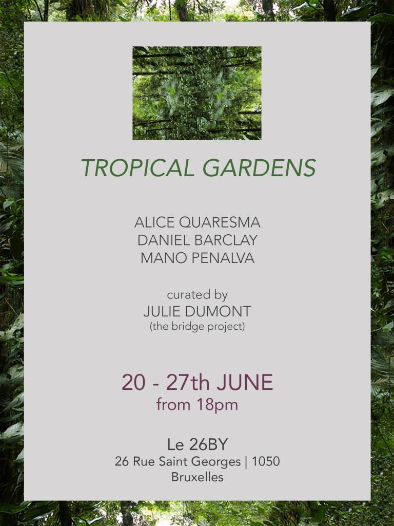 Tropical garden 1_The bridge Project