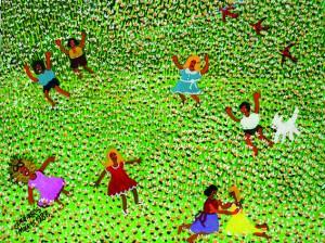 Expo Art Naïf Brésilien-1