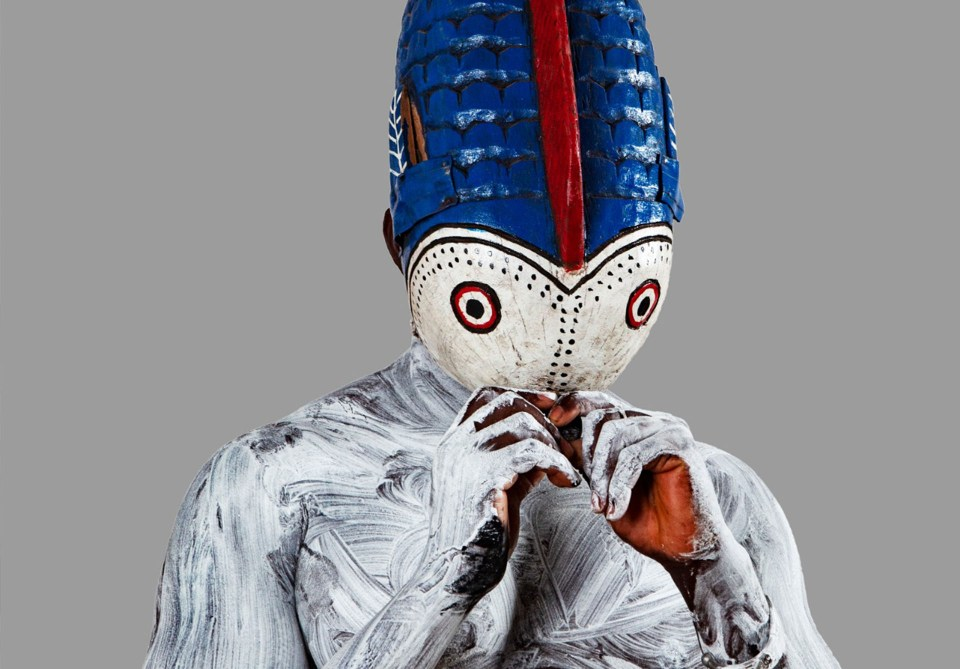 Visible de l'invisible – Nyaba Ouedraogo