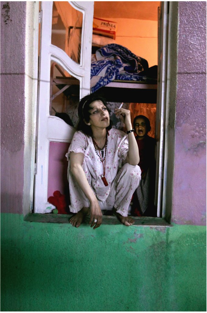 Tahmineh Monzavi – Grape Garden Alley Series – 2007-2012