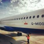 British Airways A320 formerly BMI British Midland
