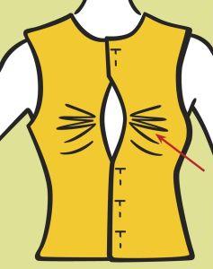gaping shirt