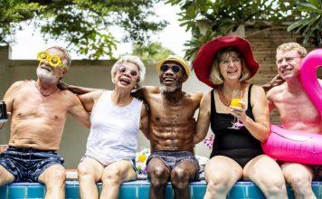 Turismo na terceira idade – Caldas Novas – Goiás