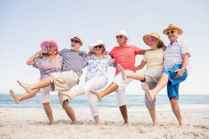 A Praia faz bem pra saúde
