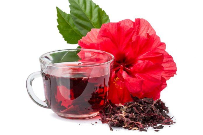 Chá de Hibisco – Emagrecedor