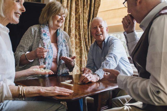 República compartilhada para idosos - Cohousing