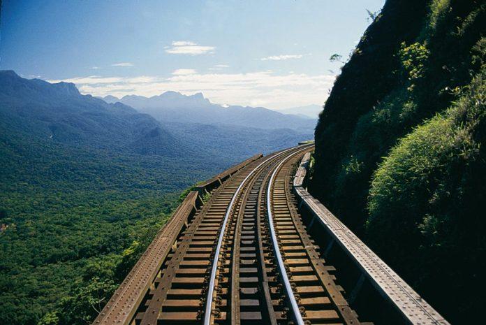Trem de luxo Curitiba - Morretes