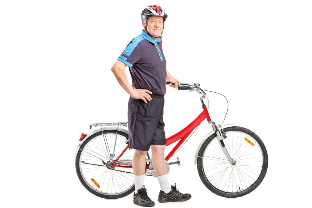 problemas prostata bicicleta