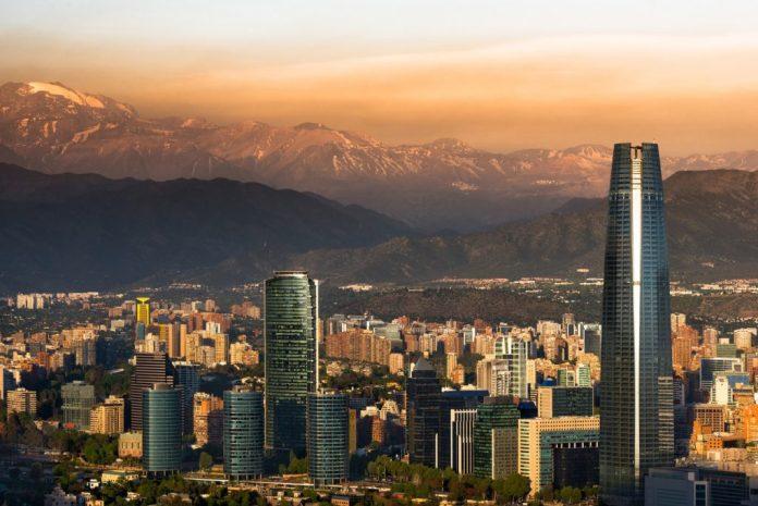 Chile – Santiago – Uma capital surpreendente