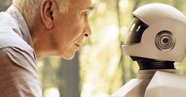Robôs cuidando de idosos O Japão já tem