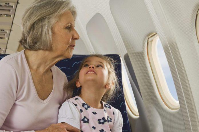 Viajar de avião – Cuidados importantes na terceira idade