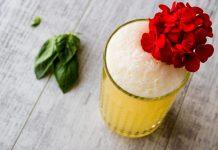 limonada de cúrcuma no combate à depressão