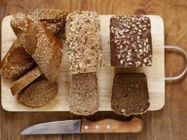 Os benefícios do Pão integral