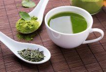Chá verde diminui deficiências na terceira idade