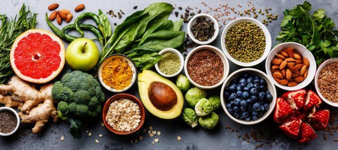 20 opções de alimentos saudáveis para a dieta