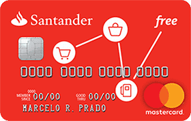 Cartão de crédito sem anuidade com controle pelo celular