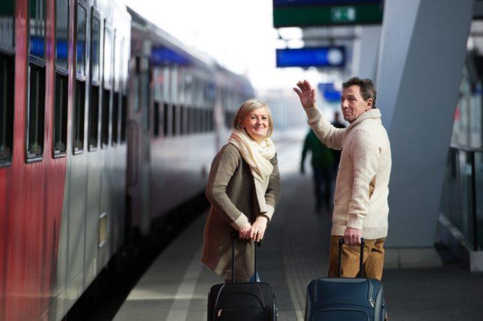 Vai pra Europa? Idosos tem desconto em viagens de trem