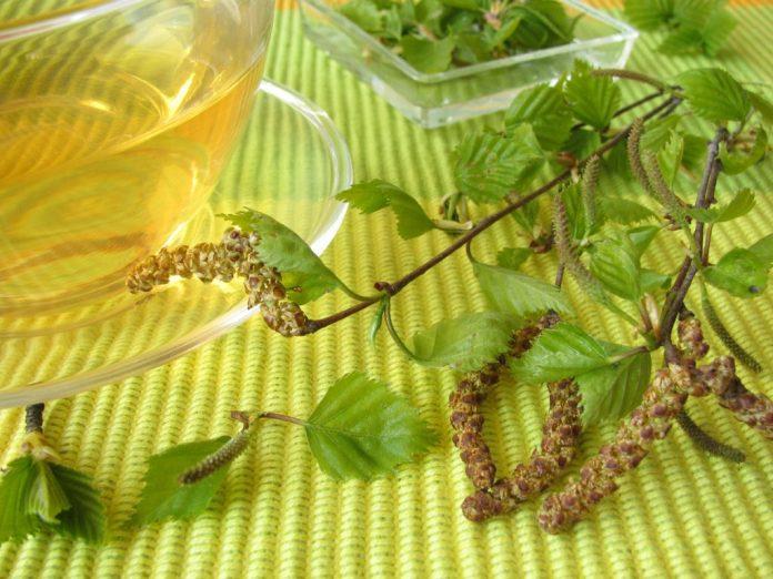 12 chás que aceleram o crescimento dos cabelos