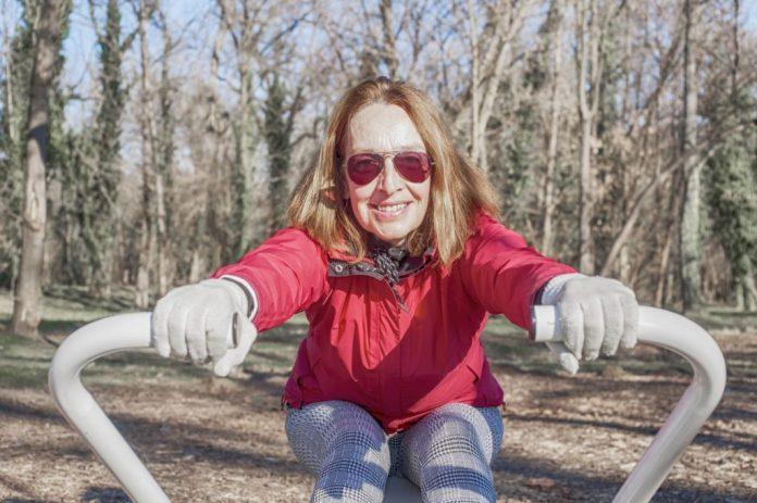 A terceira idade e as atividades físicas no inverno