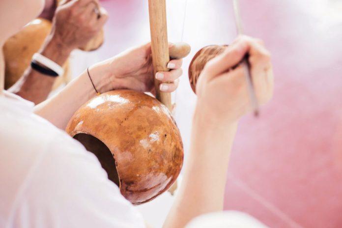 Capoeira orientada para a terceira idade