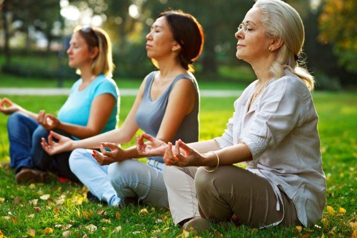 Meditação – Uma boa ferramenta para a terceira idade