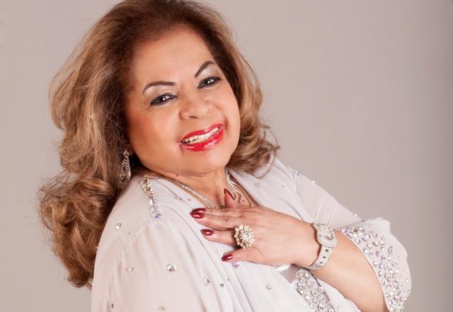 Cantora Angela Maria faleceu neste sábado (29/09/18)