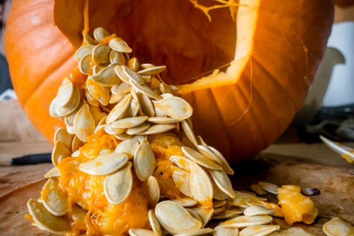 10 motivos para consumir sementes de abóbora