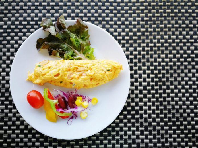 Como preparar a verdadeira Omelete Francesa