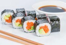 Sushi – Receita simples e saborosa