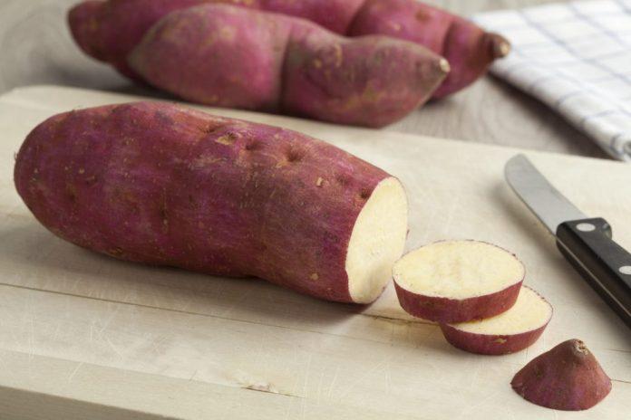 Batata-doce – Receita infalível contra Gastrite