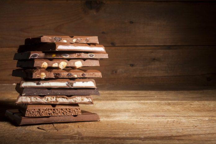 Os tipos de chocolate e suas diferenças nutricionais