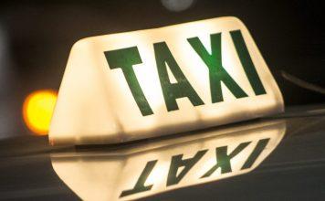 Dicas para andar de táxi em segurança