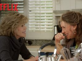 Grace and Frankie – Netflix – Anuncia 6ª temporada