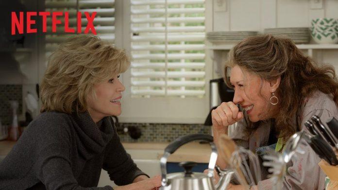 Grace and Frankie – Netflix – Anuncia 6ª temporada