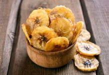 Banana Chips – Magrinha e saborosa
