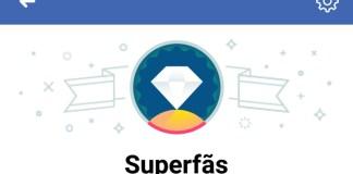 """Facebook – Conheça o novo selo """"Super Fã"""" e veja como se tornar um"""