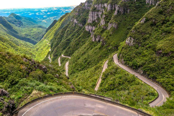 Serra do Rio do Rastro – Exuberância da natureza em Santa Catarina