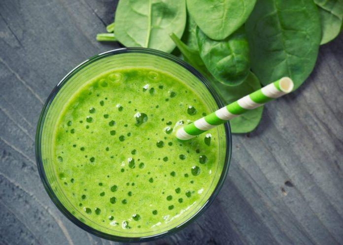 Suco verde – Poderoso desintoxinante