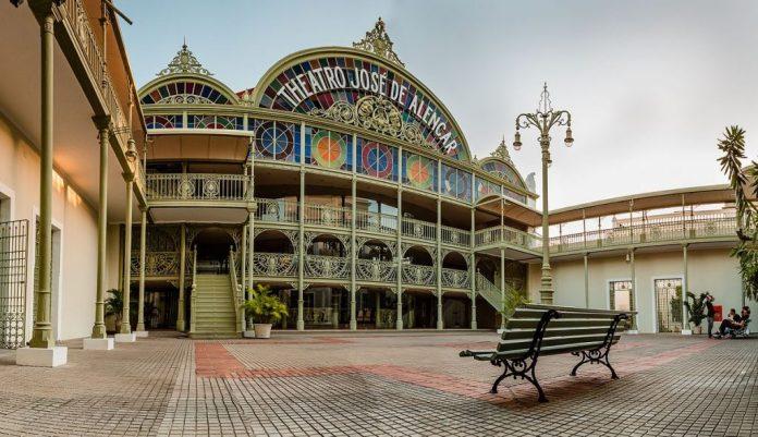 Teatros Brasileiros – Veja os principais