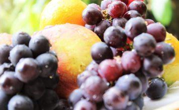 As deliciosas frutas de Natal
