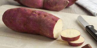 Os benefícios da Batata-doce