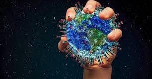 Enxergar o amor de Deus no meio da Pandemia
