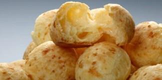 Receita fácil de Pão de queijo
