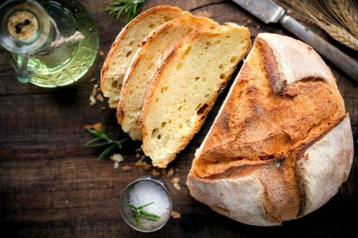 Rejeição ao Glúten – 3 receitas de pão
