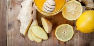 Limão e mel – O chá infalível