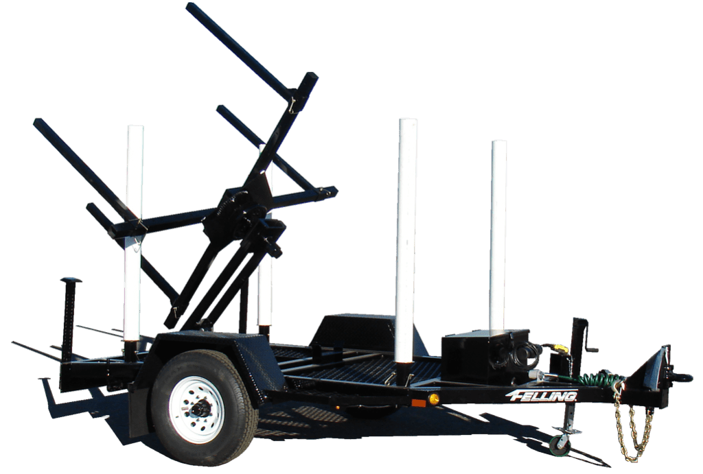 Utility Amp Telecom Trailers From Felling Trailers Inc