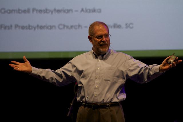 Jim Singleton 2014 Gathering