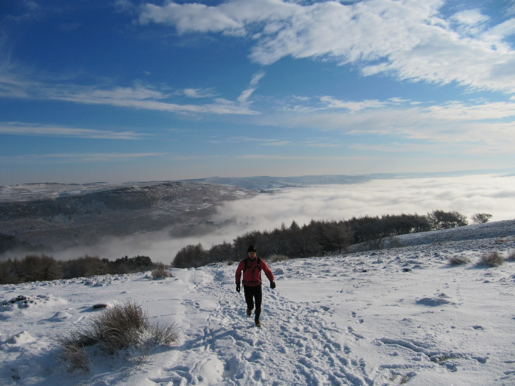 the joy of winter running